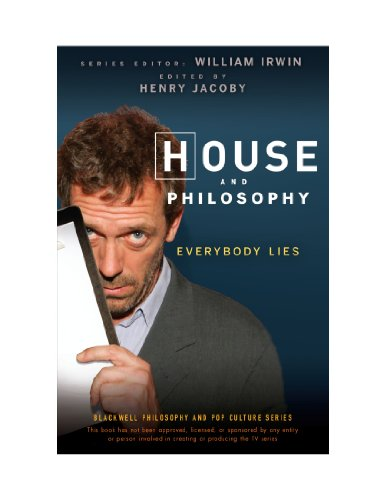 9780470581247: House and Philosophy: Everybody Lies (The Blackwell Philosophy and Pop Culture Series)