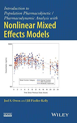 9780470582299: Introduction to Population Pharmacokinetic/Pharmacodynamic Analysis with Nonlinear Mixed Effects Models