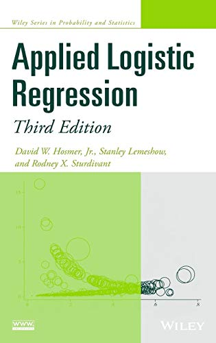 9780470582473: Applied Logistic Regression