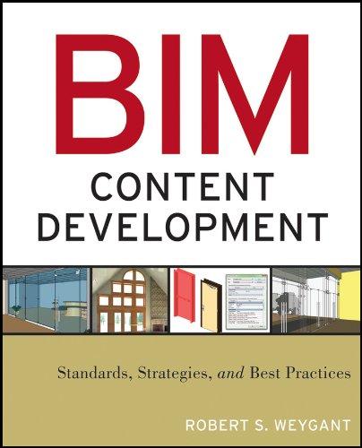 9780470583579: BIM Content Development: Standards, Strategies, and Best Practices