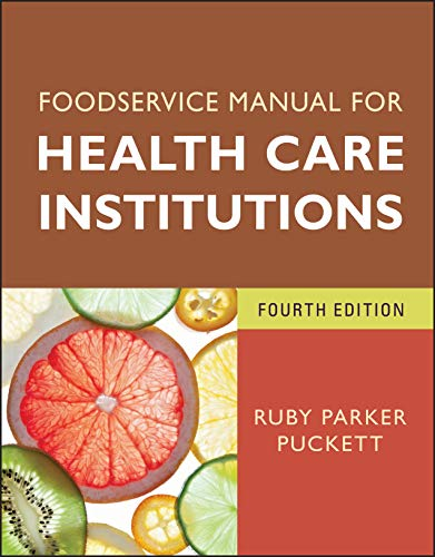 9780470583746: Foodservice Manual for Health Care Institutions (J-B AHA Press)