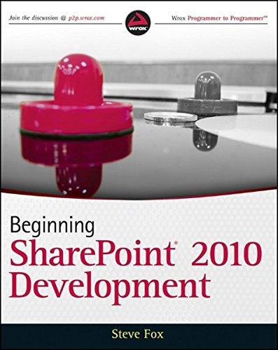9780470584637: Beginning SharePoint 2010 Development