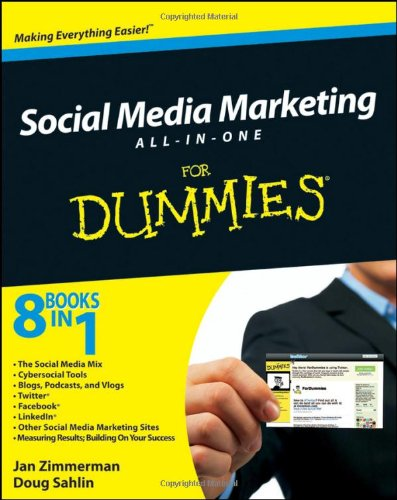 9780470584682: Social Media Marketing All-in-One For Dummies
