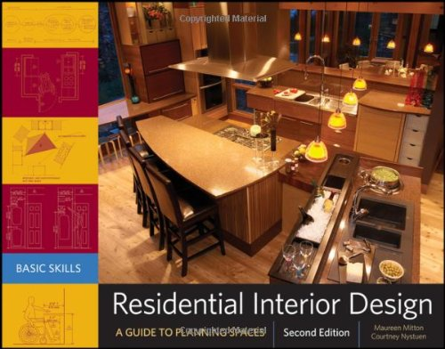 9780470584736: Residential Interior Design: A Guide To Planning Spaces