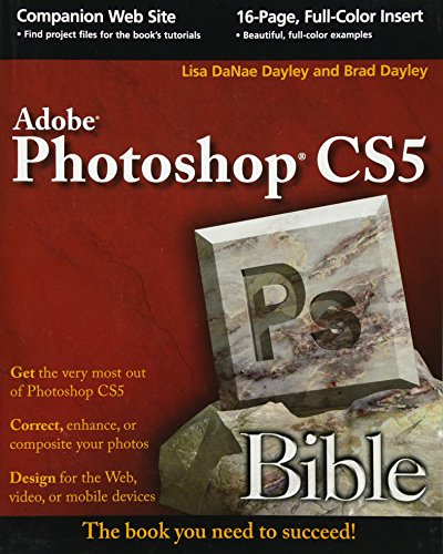 9780470584743: Photoshop CS5 Bible