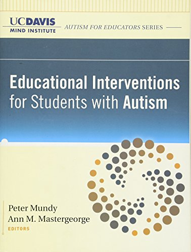 9780470584866: Educational Interventions for Students with Autism