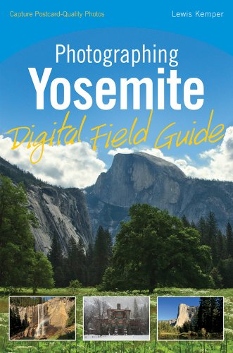 9780470586860: Photographing Yosemite Digital Field Guide