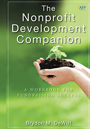 9780470586983: The Nonprofit Development Companion: A Workbook for Fundraising Success