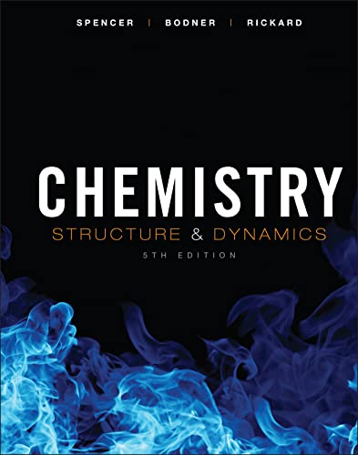 9780470587119: Chemistry: Structure and Dynamics
