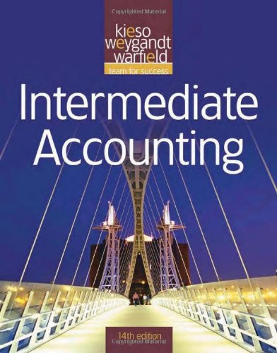 9780470587232: Intermediate Accounting