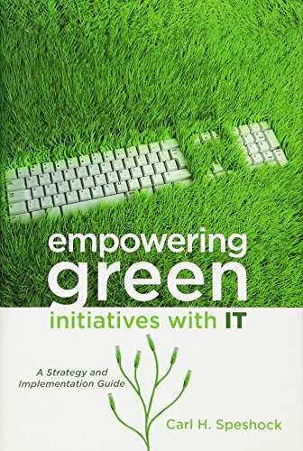 Empowering Green Initiatives with IT: Carl H. Speshock