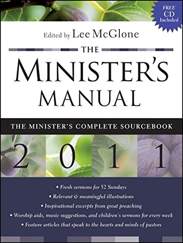 9780470587867: The Minister's Manual