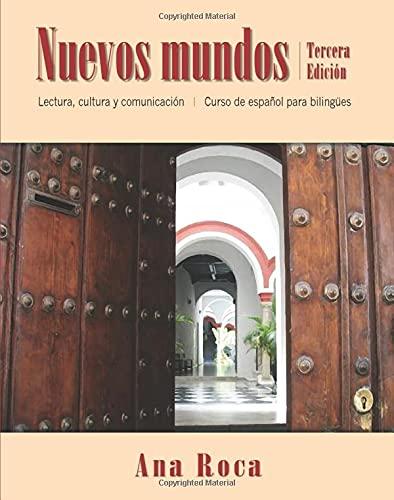 9780470588987: Nuevos mundos: Curso de espanol para bilingues