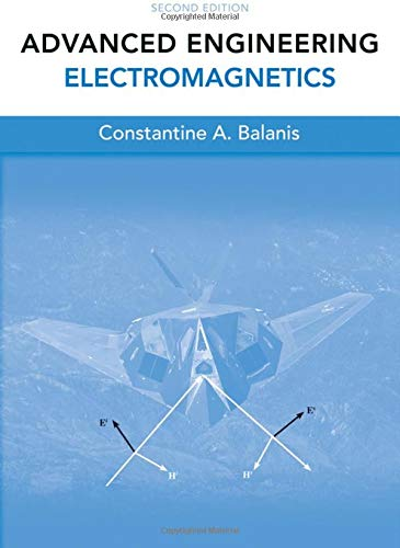 9780470589489: Advanced Engineering Electromagnetics
