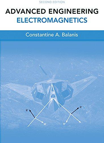 9780470589489: Advanced Engineering Electromagnetics