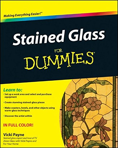 9780470591321: Stained Glass for Dummies