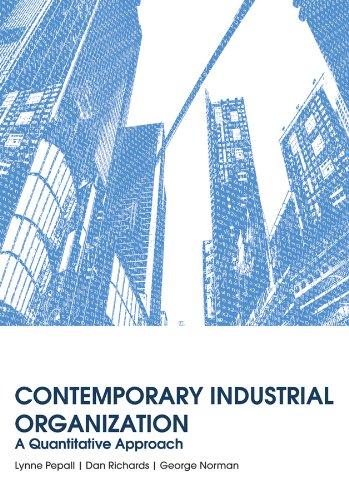 9780470591802: Contemporary Industrial Organization: A Quantitative Approach