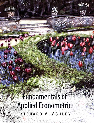 9780470591826: Fundamentals of Applied Econometrics