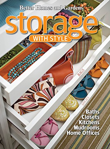 9780470591871: Storage with Style (Better Homes and Gardens Do it Yourself)