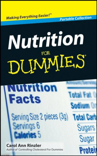 9780470591918: Nutrition For Dummies