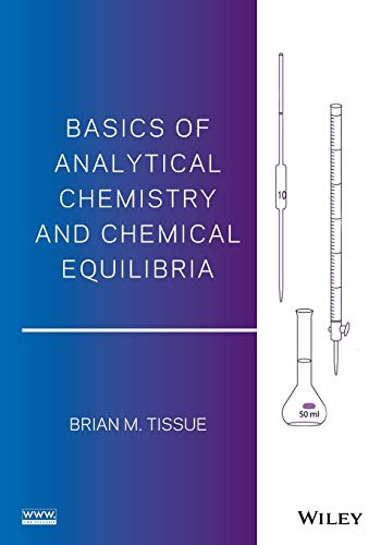 9780470592083: Basics of Analytical Chemistry and Chemical Equilibria