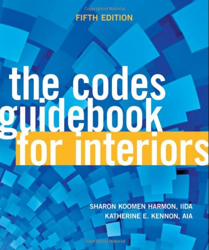9780470592090: The Codes Guidebook for Interiors