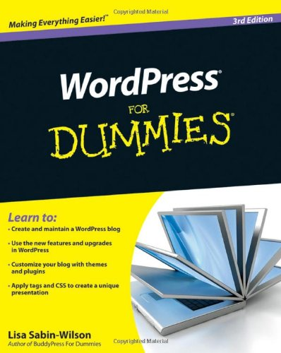 9780470592748: WordPress For Dummies, 3rd Edition