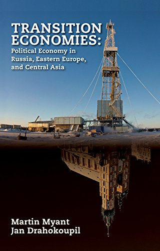 9780470596197: Transition Economies: Political Economy in Russia, Eastern Europe, and Central Asia