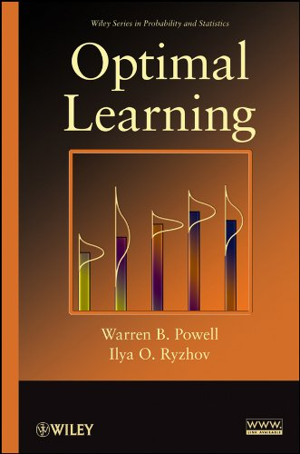 9780470596692: Optimal Learning (Wiley Series in Probability and Statistics)