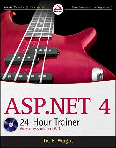 9780470596913: ASP.NET 4 24-Hour Trainer (Wrox Programmer to Programmer)