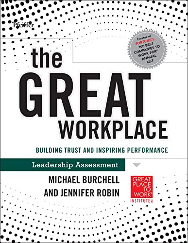 The Great Workplace Self Assessment Report (Paperback): Michael Burchell
