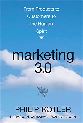 9780470598825: Marketing 3.0: From Products to Customers to the Human Spirit