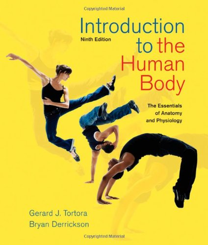 9780470598924: Introduction to the Human Body: The Essentials of Anatomy and Physiology