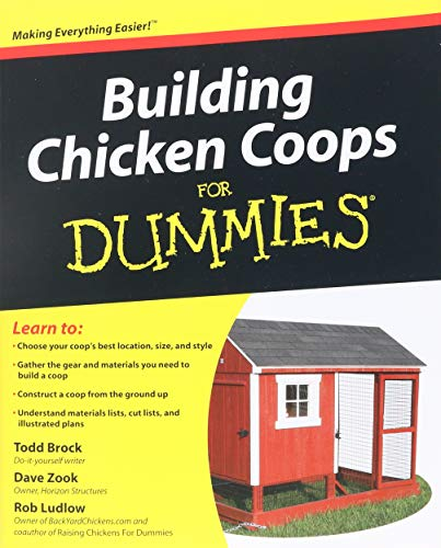 9780470598962: Building Chicken Coops For Dummies