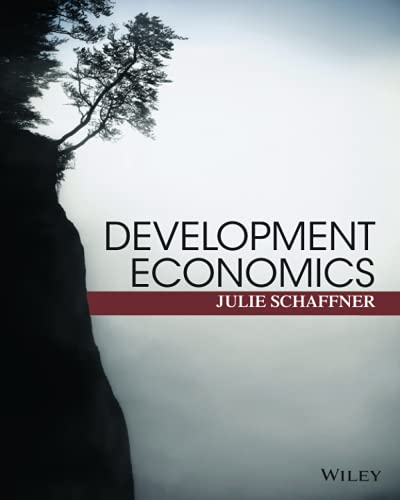 9780470599396: Development Economics: Theory, Empirical Research, and Policy Analysis