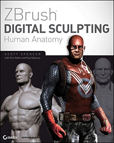9780470599853: Zbrush Digital Sculpting Human Anatomy