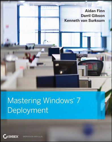 9780470600313: Mastering Windows 7 Deployment