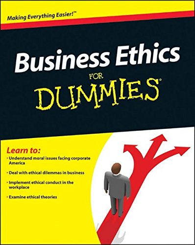 9780470600337: Business Ethics For Dummies