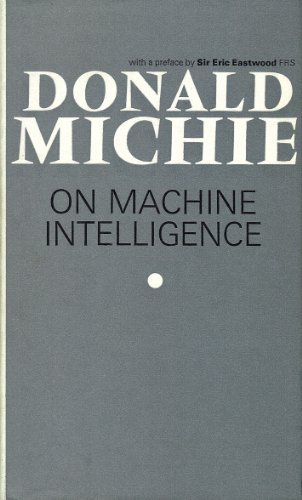 9780470601501: On Machine Intelligence