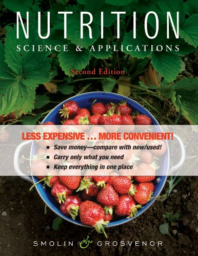 9780470601549: Nutrition: Science and Applications (Binder Ready Version)
