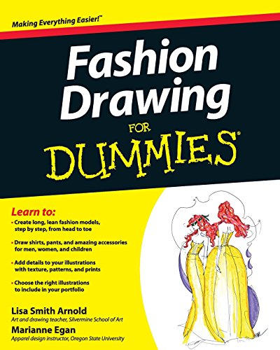 9780470601600: Fashion Drawing for Dummies