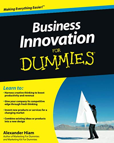 9780470601747: Business Innovation for Dummies