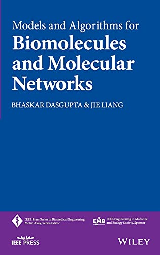 9780470601938: Models and Algorithms for Biomolecules and Molecular Networks (IEEE Press Series on Biomedical Engineering)