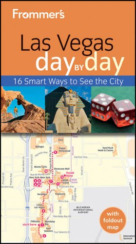 9780470602225: Frommer's Las Vegas Day by Day (Frommer's Day by Day - Pocket)