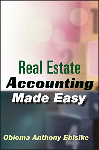 9780470603390: Real Estate Accounting Made Easy