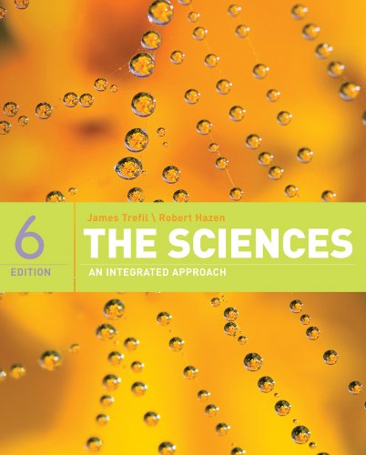 9780470603482: The Sciences: An Integrated Approach