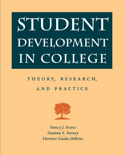 9780470603505: Student Development in College: Theory, Research, and Practice