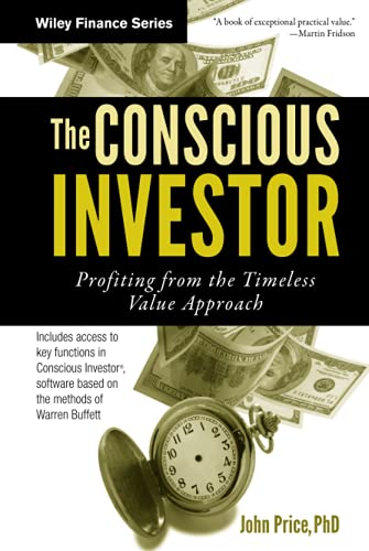 9780470604380: The Conscious Investor: Profiting from the Timeless Value Approach