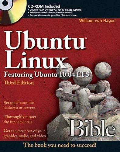 9780470604502: Ubuntu Linux Bible: Featuring Ubuntu 10.04 LTS