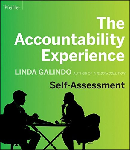 9780470604625: The Accountability Experience Self Assessment
